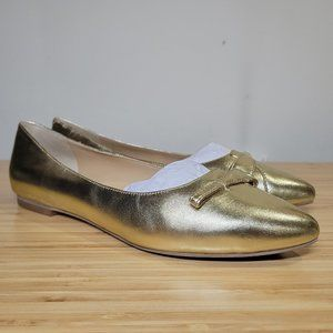 Trotters Erica Women's Slip On - Size 10 Gold